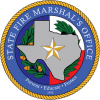 Texas State Fire Marshal's Office seal